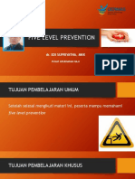 FIVE LEVEL PREVENTION