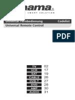 hama 00012307 code 8 in 1 remote.pdf