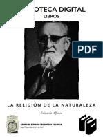 Alfonso, Eduardo - La Religión de la Naturaleza.pdf