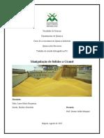Manipulação de sólidos a granel