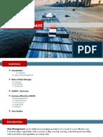 Ship Management