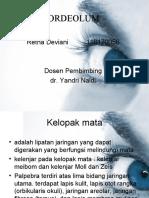 268819631-ppt-hordeolum.ppt