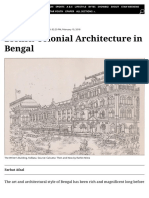 British Colonial Architecture in Bengal | The Daily Star