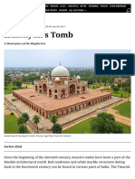 Humayun's Tomb | The Daily Star