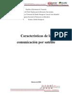Comunicación vía satélite - unidad 1
