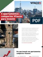 apartamentos compactos Vitacon para investir