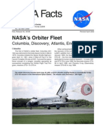NASA Facts NASA's Orbiter Fleet