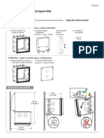 Rear Enclosure Kits (Spanish) (Installation Instructions)