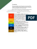 El Impacto Psicológico del Color.doc