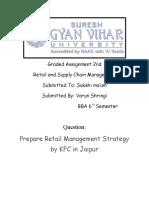 GA 2nd retail by varundocx
