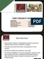 FARR Ceramics