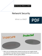 Лекция Network Security