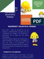 CARTILLA SISTEMA DE GESTIÓN DE LA SEGURIDAD Y SALUD EN EL TRABAJO