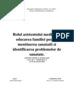 Rolul asistentului medical in educarea familiei pentru mentinerea sanatatii si identificarea problemelor de sanatate..pdf