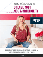 10+Daily+Activities+to+Increase+Your+Influence+&+Credibility-Tanya+Aliza
