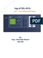 Testing of SEL-411L Relay.pdf