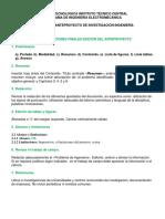 RECOMENDACIONES EDICIÓN DEL ANTEPROYECTO (1)