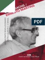 Érico Sachs-Ernesto Martins_ Um Militante Revolucionário Entre a Europa e o Brasil - Sérgio Paiva (Org.)