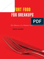 Comfort Food for Breakups the Memoir of a Hungry Girl