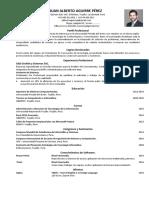 Modelo de CV Sin Experiencia(1).docx