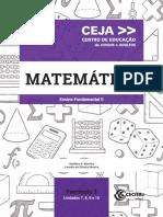 Matemática - Fundamental II - Fascículo 03