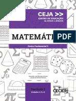 Matemática - Fundamental II - Fascículo 02