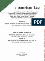 A Treatise on Equity Jurisprudence