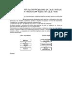 TRANSFORMACIÓN DE LOS PROBLEMAS EN OBJETIVOS DE SOLUCIÓN Y PASOS PARA REDACTAR OBJETIVOS