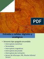 ENTRADAS ALOGICAS EJERCICIOS BASICOS ARDUINO.pdf