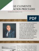 JORGE CLEMENTE PALACIOS PRECIADO