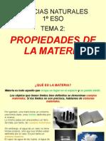 La materia 3