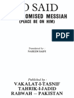 So-Said-the-Promised-Messiah