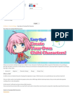 Easy Steps to Creating Chibi Characters _ Art Rocket