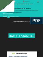 NOH DZIB- Exposición sobre los datos estándar en operaciones de maquinado para establecer tasas de producción en las empresas manufactureras.