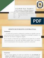 Clase 5 - Cesión de Posición Contractual y Lesión - 2020 -I