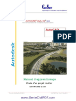 Manuel-dapprentissage-Autocad-Civil-3D