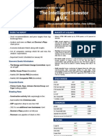 Intelligent Investor UK edition January 5 2011