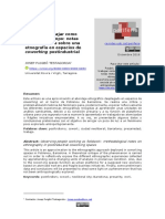 Ejemplo publicación reflexiones etnográficas