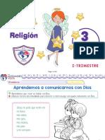 RELIGIÓN I, II y III