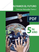 Ciencias Naturales 5to Tomo I