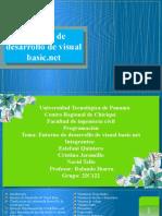 GRUPAL Entorno de desarrollo de Visual Basic