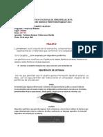 DESARROLLO TALLER Nº2 SISTEMAS