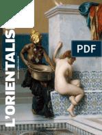 Orientalisme (SAMPLER)