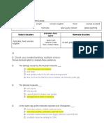 Reading comprengention- English exam