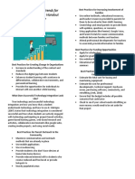 best practices and trends for technology integration handout