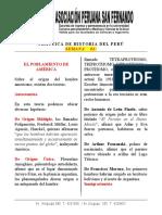 HISTORIA DEL PERU Acad SAN FERNANDO, curso completo