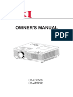 LC-XBS500-Owners-Manual
