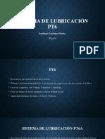 Sistema de lubricación pt6a