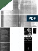 Deleuze- Curso sobre Foucault El Poder.....pdf