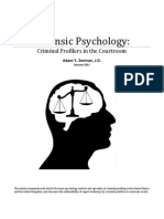 Forensic Psychology - Criminal Profilers in the Courtroom